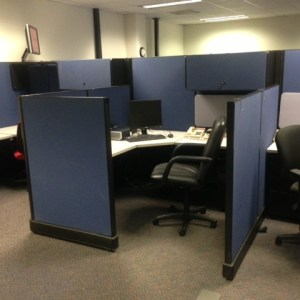 Used Herman Miller AO2 Cubicles in Atlanta1