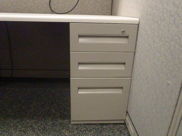 Used Steelcase Avenir 8x8 Cubicles in Dallas1