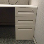 Used Steelcase Avenir 8×8 Cubicles in Dallas1