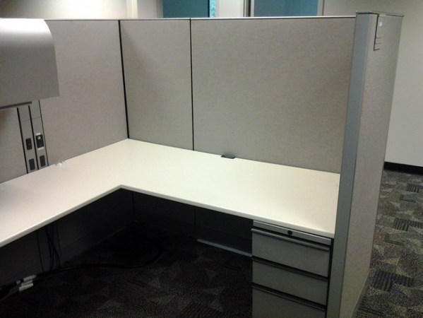 Beautiful Knoll Morrison Cubicles1