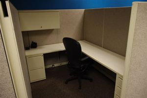 Used Kimball Cubicles 6X8 or 6X64