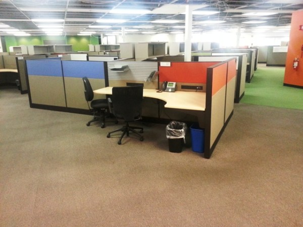 Teknion TOS Cubicles2