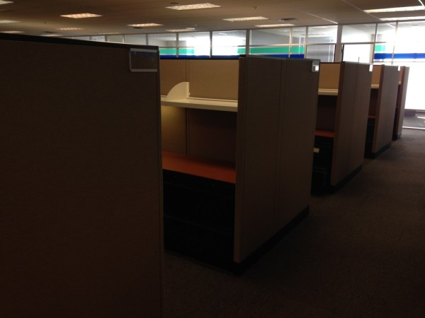 Allsteel Concensys Cubicles In Dallas4