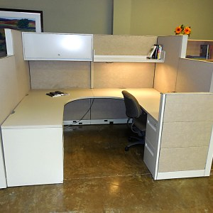 Used Steelcase Answer Cubicles in Great Condition1