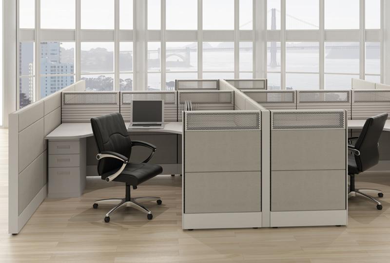 office furniture cubicle modular workstation 3
