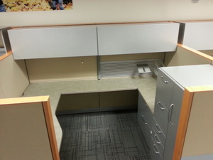 Steelcase Answer Cubicles 8X62