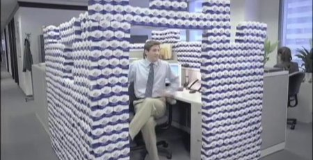 cubicle castle