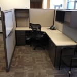 Herman Miller AO2 6×8 and 8×6 cubicles