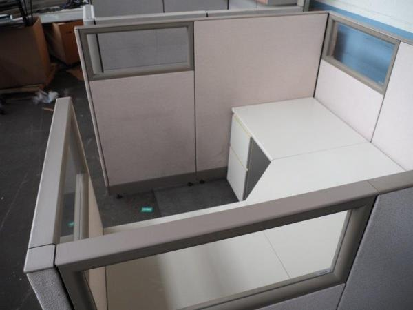 Used Knoll Morrison 6X6 Cubicles