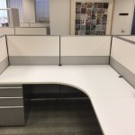 Used Knoll Dividends Cubicles, 6X8
