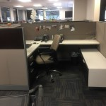 Haworth Premise Cubicles For Sale, 6X8