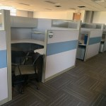 steelcase answer cubicles 8×8 loaded 3