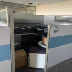 steelcase answer cubicles 8×8 loaded 5