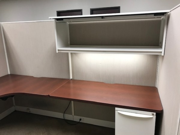 8 friant cubicles for sale 6x8 3