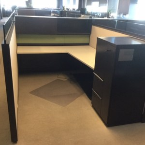 knoll autostrada 6x8 with storage towers 8