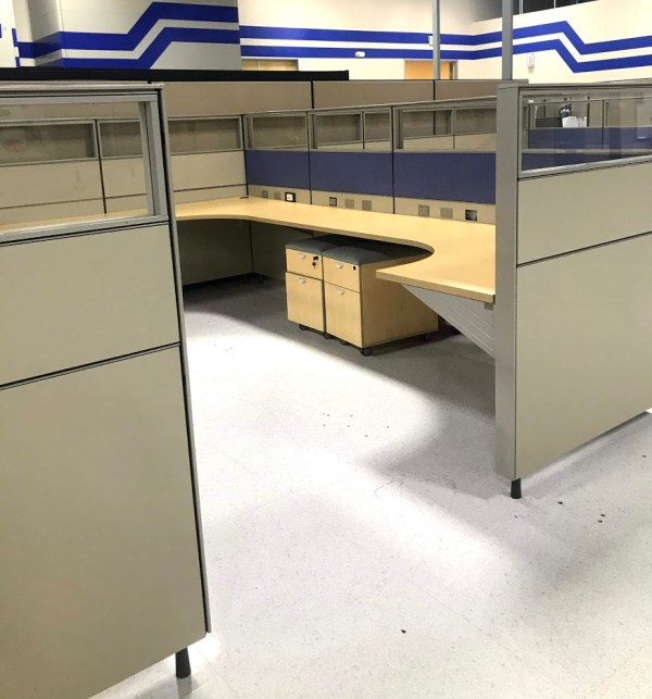 herman miller canvas cubicles 6x8 or 7x7 2