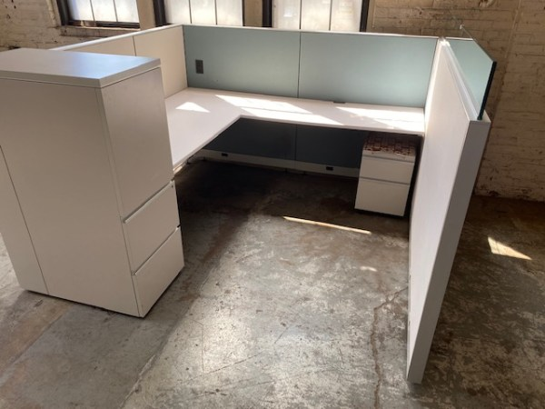 used knoll reff cubicles for sale 1