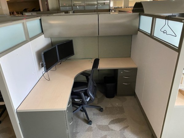 steelcase answer cubicles cdc compliant 2