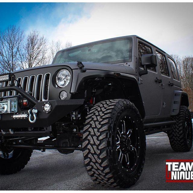 1C4HJWEG5GL118482 2016 Jeep Wrangler Unlimited TEAM