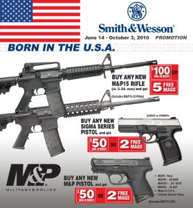 Smith & Wesson Sale