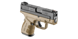 XD® MOD.2™ SUB-COMPACT IN FLAT DARK EARTH