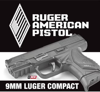 Ruger American Compact Pistol