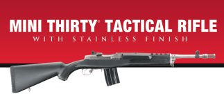Mini Thirty Tactical Rifle