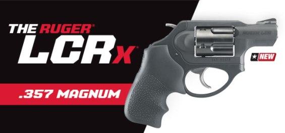 Ruger ® LCRx .357 Magnum