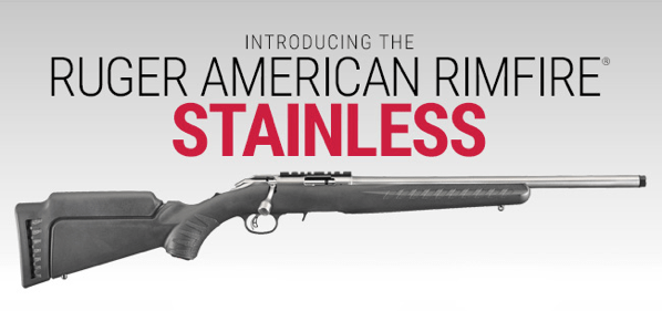 Ruger American Stainless Rimfire