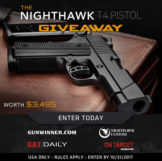 Giveaway Nighthawk