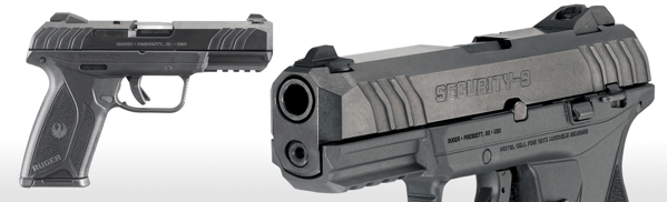RUGER® SECURITY-9™