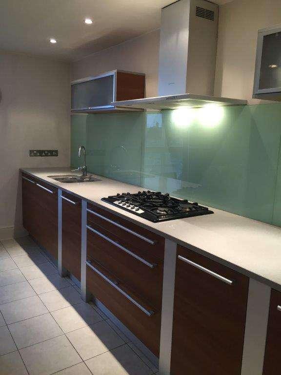 Keller Kitchen Wood Effect Aluminium Effect Inserts Grey Stone Appliances