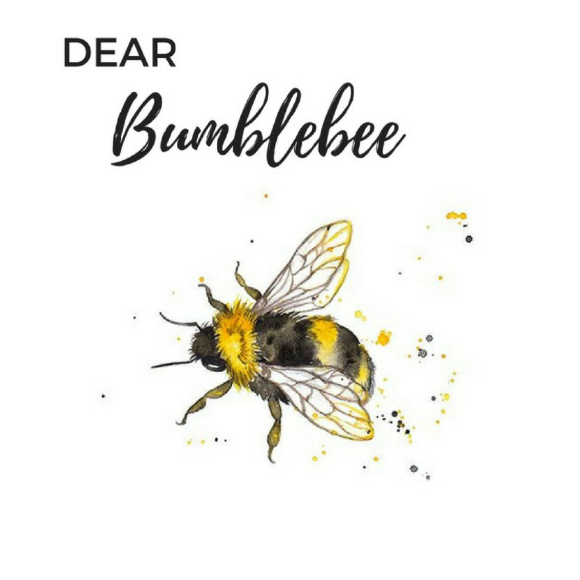 Dear Bumblebee - Logo