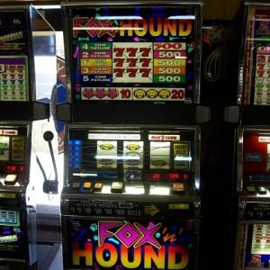 Fox 'n' Hound 5 Coin 5 Line