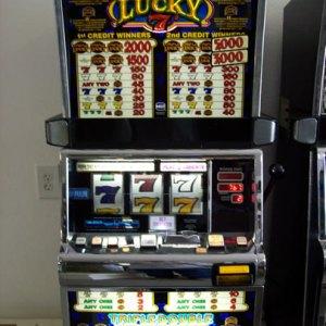 Triple Double Lucky 7's 2 Coin