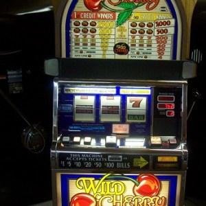 Wild Cherry 2 Coin