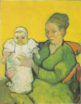 Madame Augustine Roulin With Baby by Van Gogh The Metropolitan Museum of Art