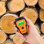 The most inexpensive meter, simple and robust design, fit for measuring firewood moisture levels; accurate