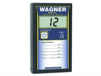 Less expensive alternative to the Wagner MMC220 Wood Moisture Meter, fit for hobbyist woodworkers, accurate, robust with easy to use features