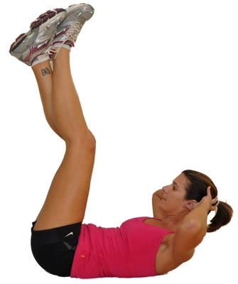 Bikini ready exercises