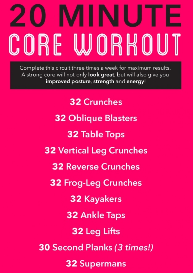 Get Your Body Bikini Ready With These 11 Simple Ab Exercises Now usefuldiyprojects (2)