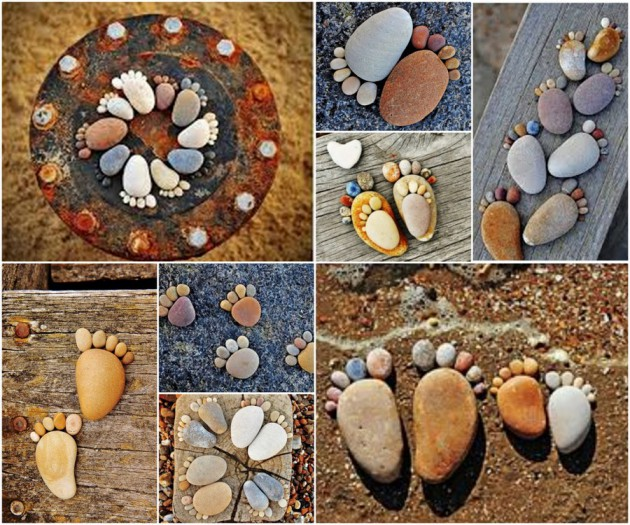 16 Simply Beautiful DIY Projects With Stone and Rocks Torn From Fairy Tales usefuldiyprojects landscaping decor (10)