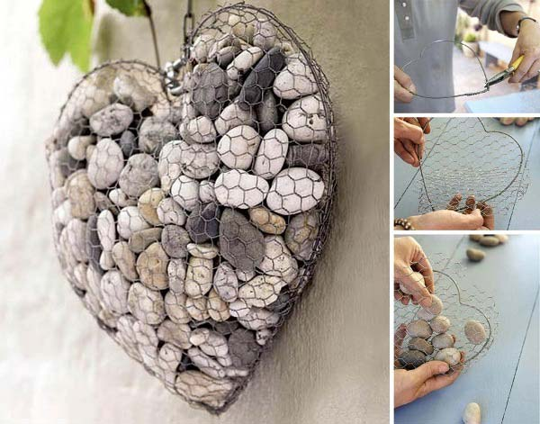 16 Simply Beautiful DIY Projects With Stone and Rocks Torn From Fairy Tales usefuldiyprojects landscaping decor (11)