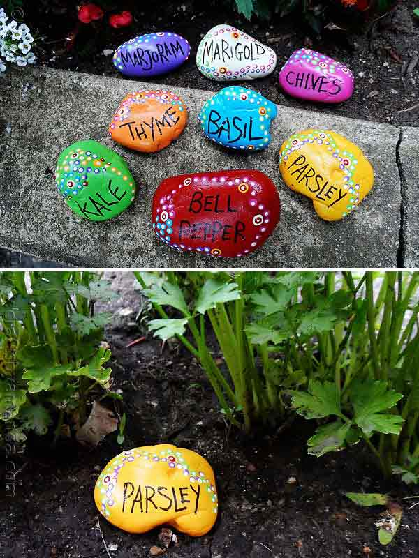 16 Simply Beautiful DIY Projects With Stone and Rocks Torn From Fairy Tales usefuldiyprojects landscaping decor (13)