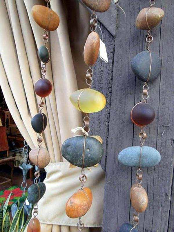 16 Simply Beautiful Diy Projects With Stone And Rocks Torn From