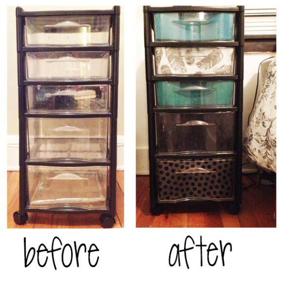 18 Brilliantly Ingenious Storage Ideas and Organizers to Declutter Your Room dorm room ideas usefuldiyprojects (8)