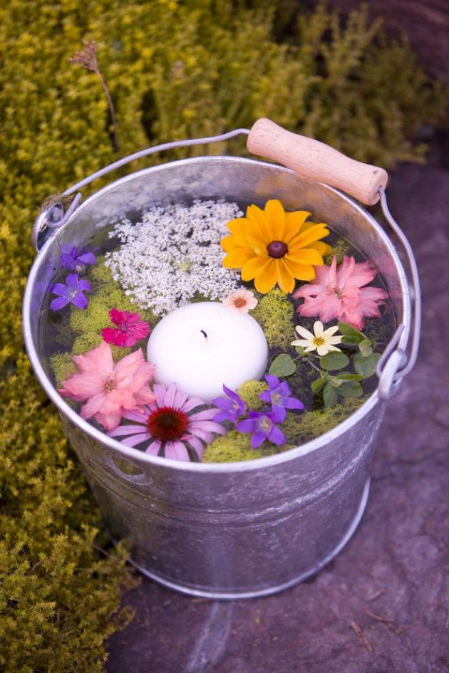 21 Mesmerizing DIY Projects That Will Beautify Your Garden This Summer usefuldiyprojects.com backyard (2)