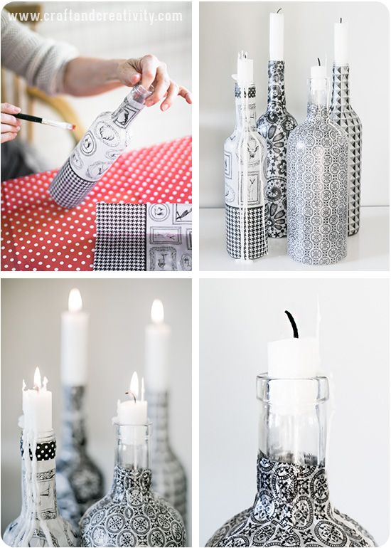 23+ Fascinating Ways To Reuse Glass Bottles Into DIY Projects Creatively usefuldiyprojects.com ideas (20)