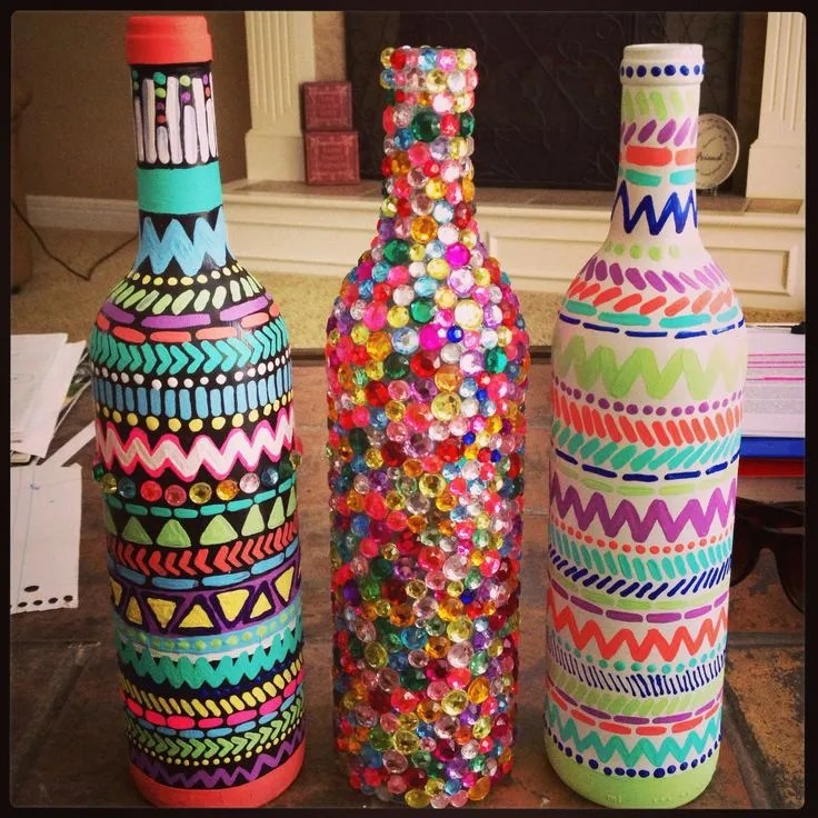23+ Fascinating Ways To Reuse Glass Bottles Into DIY Projects Creatively usefuldiyprojects.com ideas (8)