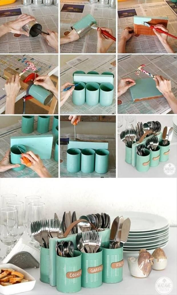 24 Fun Projects And Ideas To Revive Your Kitchen-usefuldiyprojects.com (44)